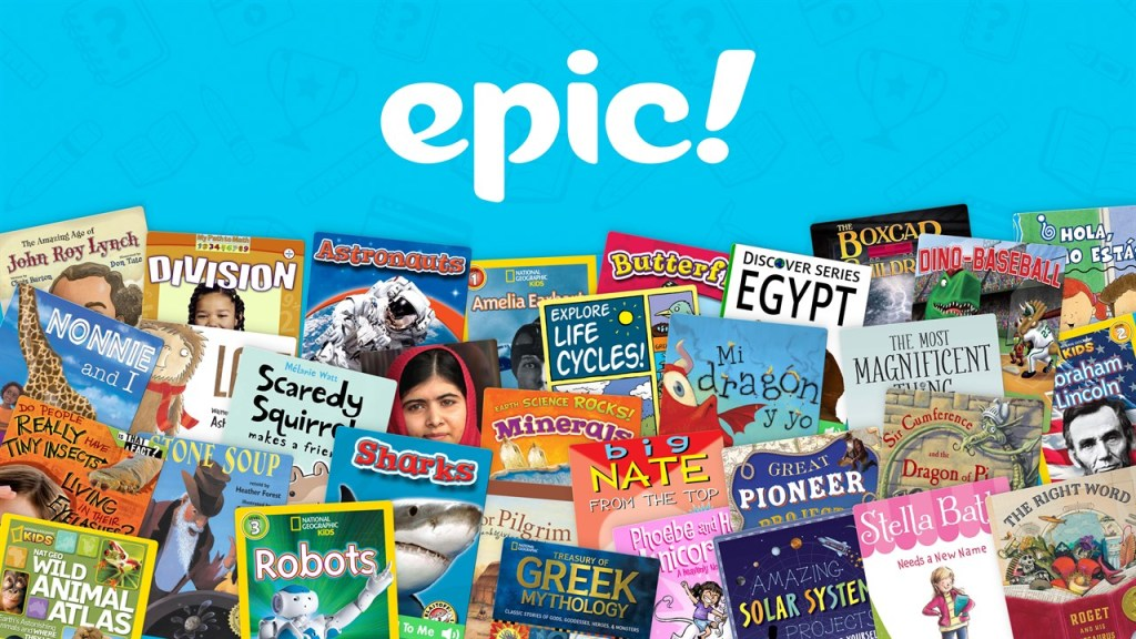 Get Epic! - Unlimited Books for Kids - Microsoft Store